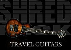 Shredneck Travel Guitars